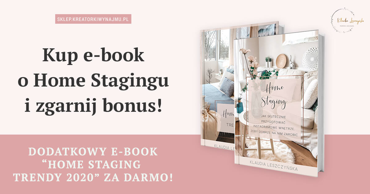 home staging ebook trendy
