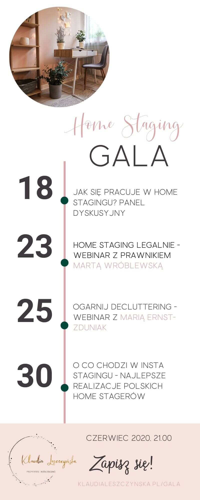 Home Staging Gala