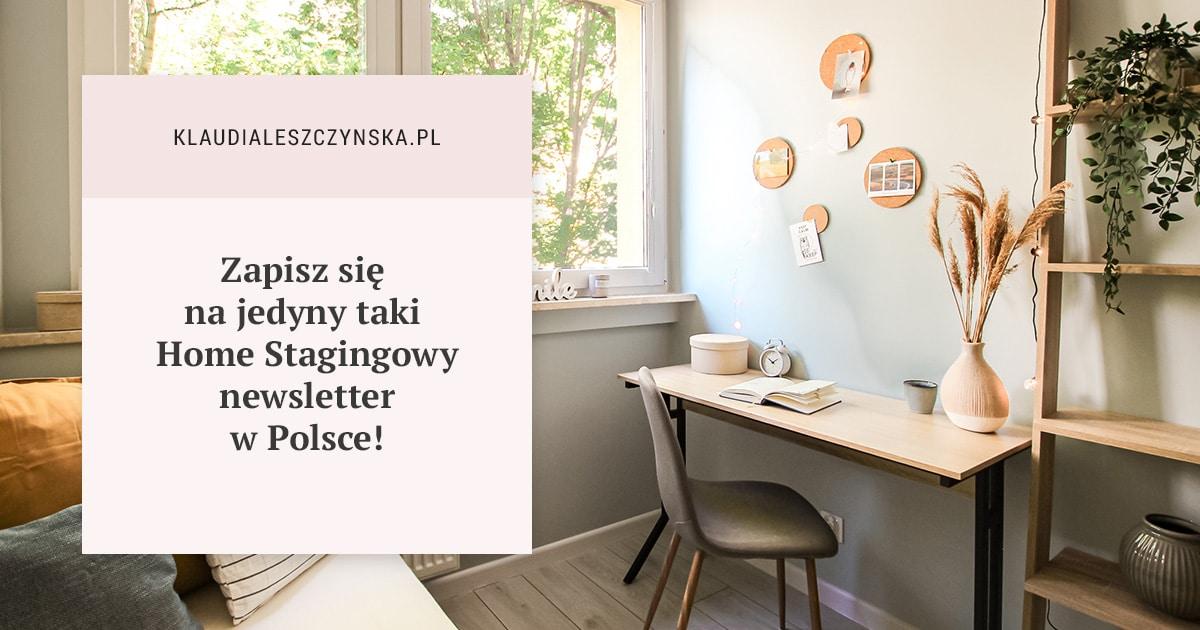 Zapisz się na Home Staging Kurs Biznesowy