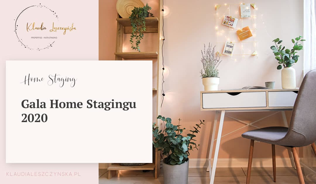 Relacja z Gali Home Stagingu 2020