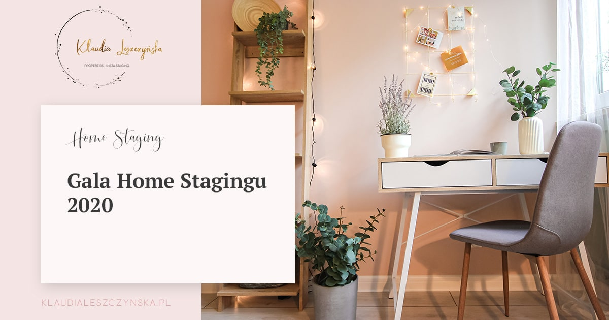 Home Staging Gala 2020